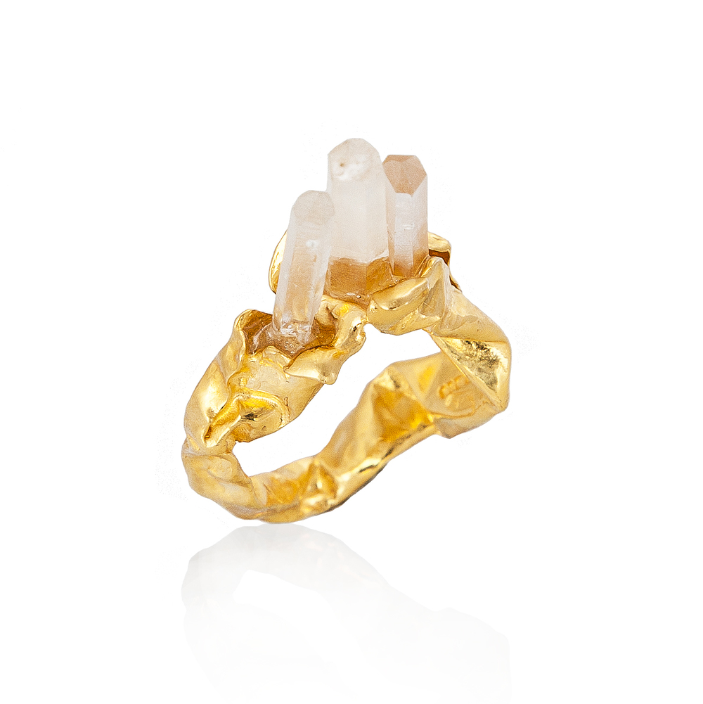 Niza Huang: Crush Statement Ring | Jewelry > Rings,Jewelry -  Hiphunters Shop