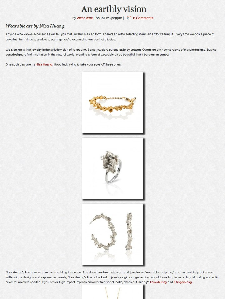 An article at Jewelryworld.us : http://jewelryworld.us/  article/earthly-vision