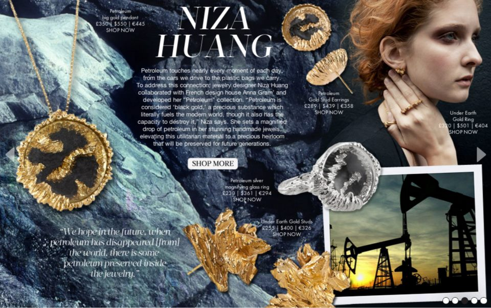 Special feature on Boticca !  http://boticca.com/  features/  preserving-the-past-with-na  ture-and-vintage-inspired-  jewelry/