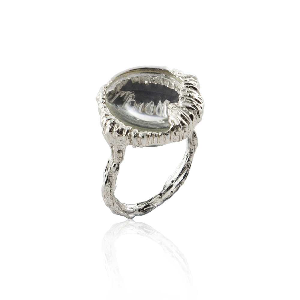Niza Huang: Petroleum Ring | Jewelry > Rings,Jewelry -  Hiphunters Shop