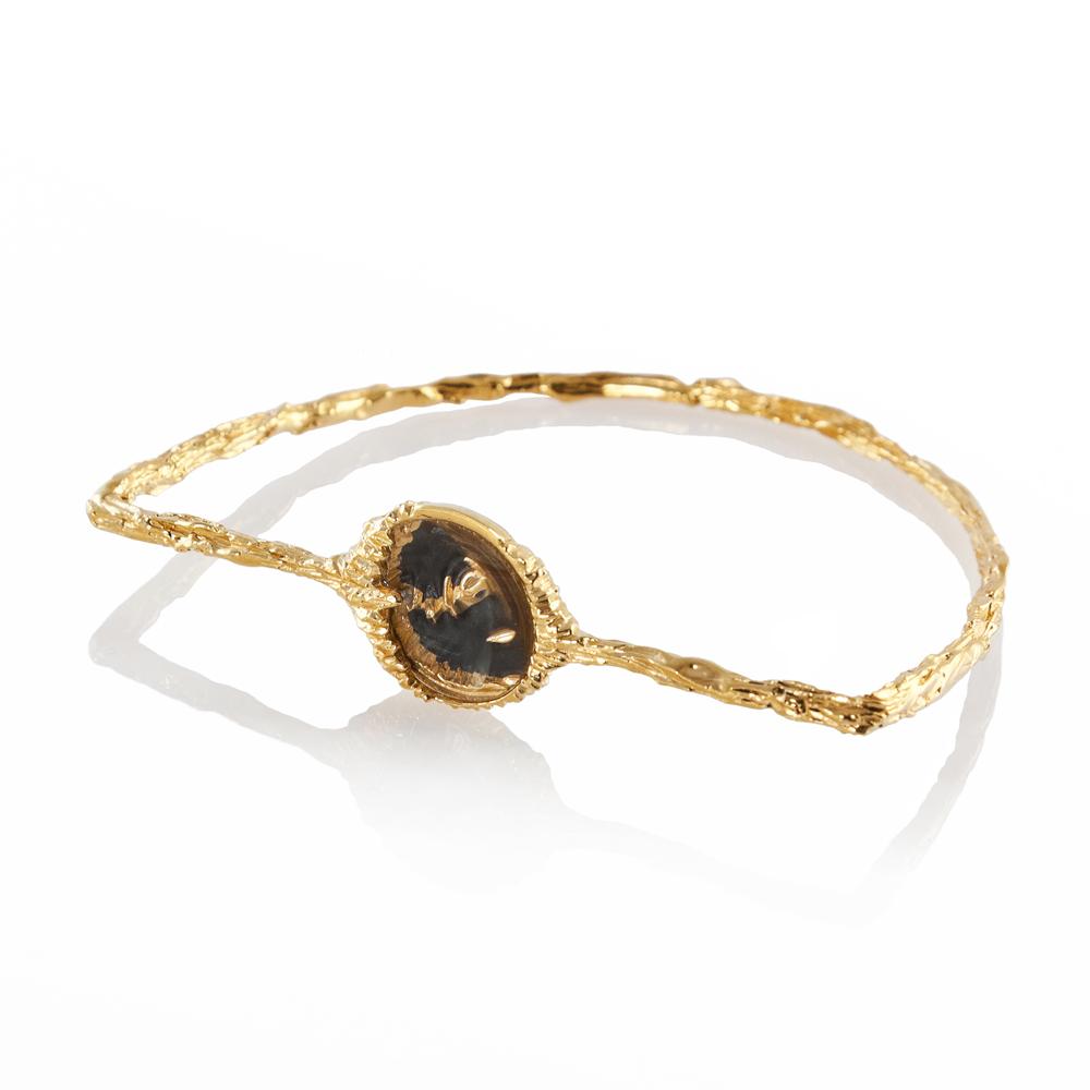 Niza Huang: Petroleum Bangle | Jewelry > Bracelets,Jewelry -  Hiphunters Shop