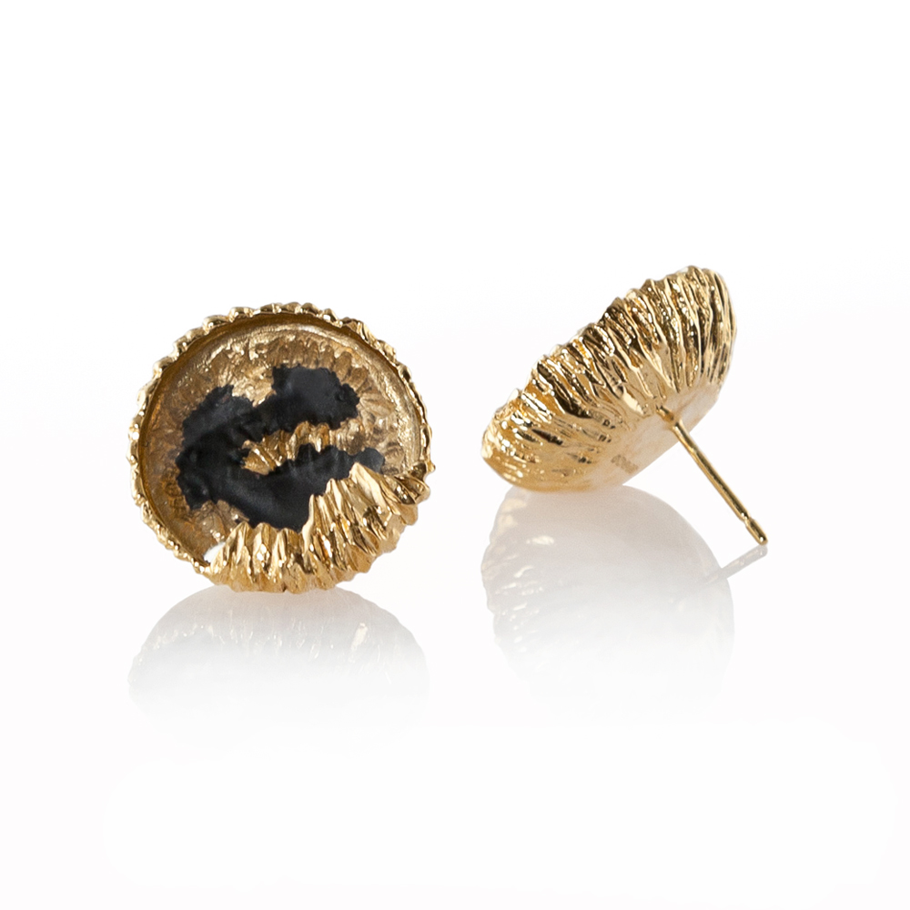 Niza Huang: Petroleum Earrings | Jewelry > Earrings,Jewelry -  Hiphunters Shop