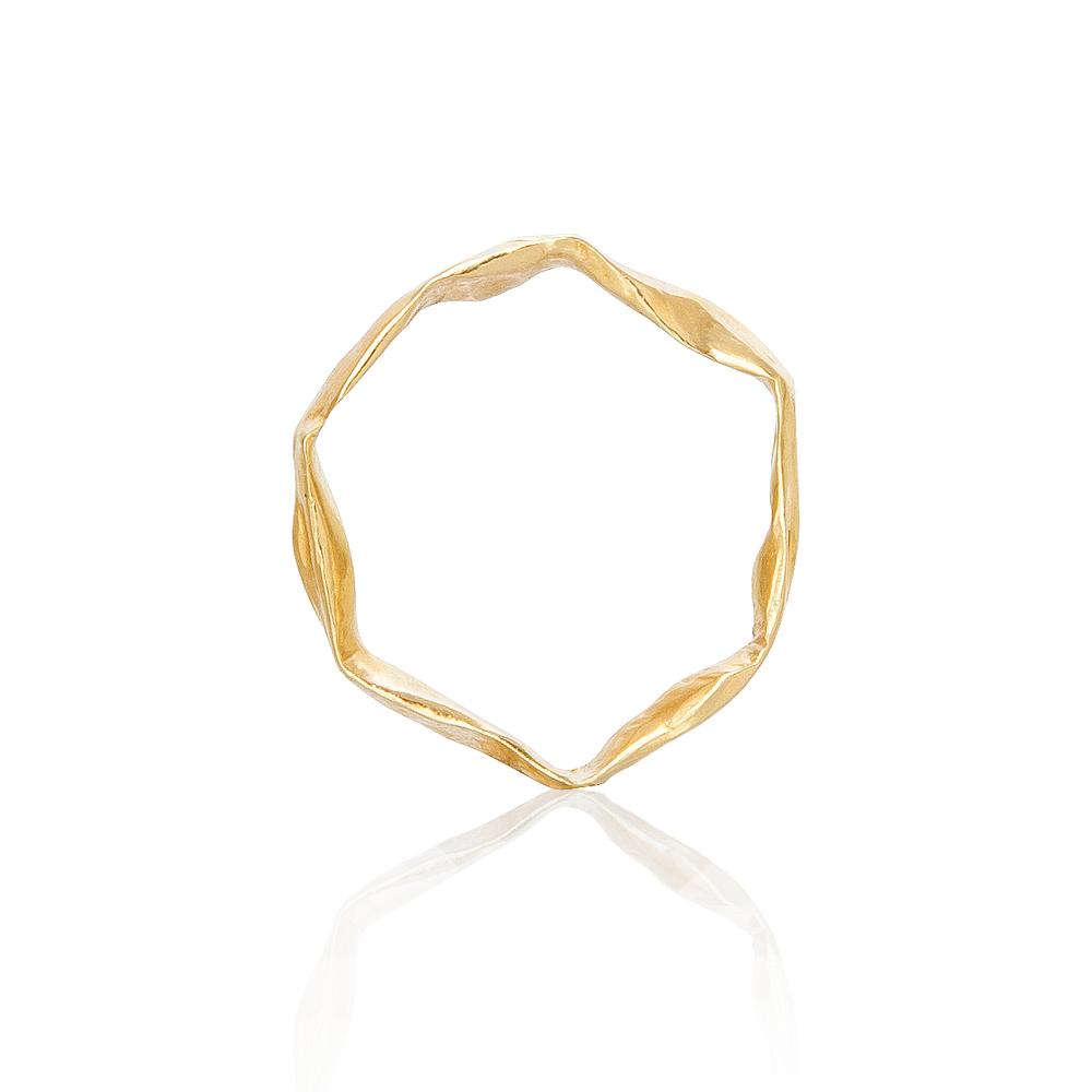 Niza Huang: Crush Plain Band | Jewelry > Rings,Jewelry -  Hiphunters Shop