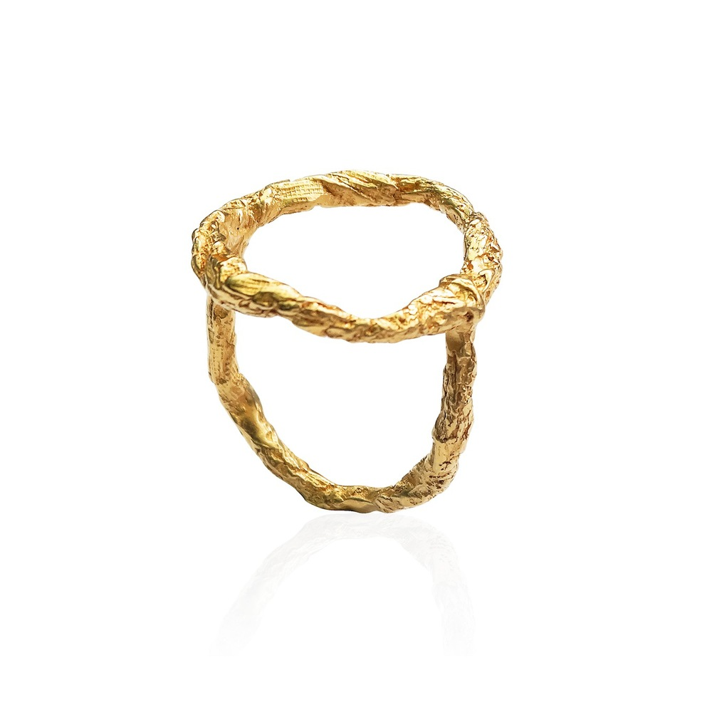 Niza Huang: Illusion Siska Lyssens Ring | Jewelry > Rings,Jewelry -  Hiphunters Shop