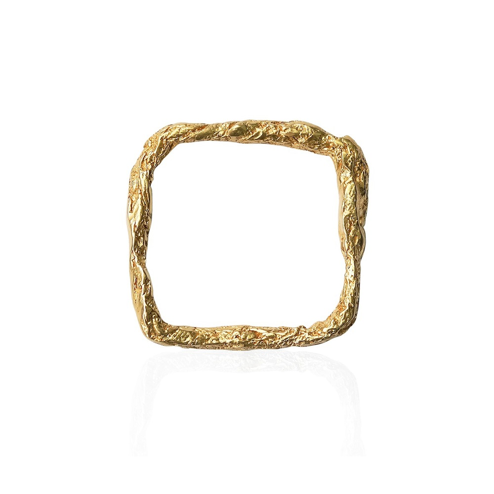 Niza Huang: Illusion Square Ring | Jewelry > Rings,Jewelry -  Hiphunters Shop