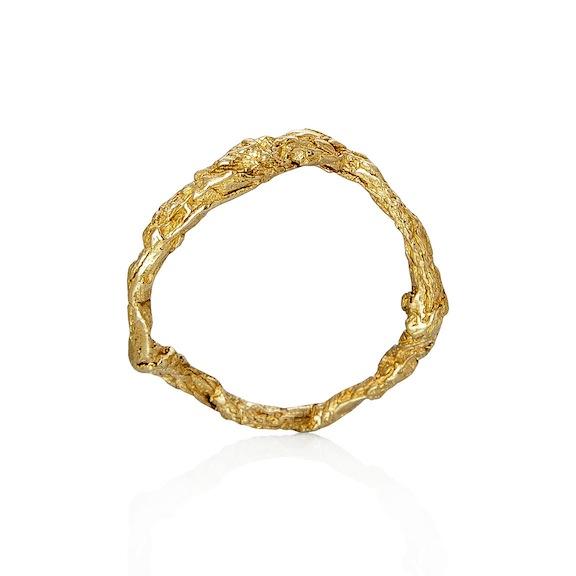 Niza Huang: Crush Thin Ring | Jewelry > Rings,Jewelry -  Hiphunters Shop