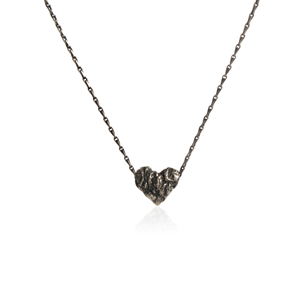 Niza Huang: Heart Shape Necklace | Jewelry > Necklaces,Jewelry -  Hiphunters Shop