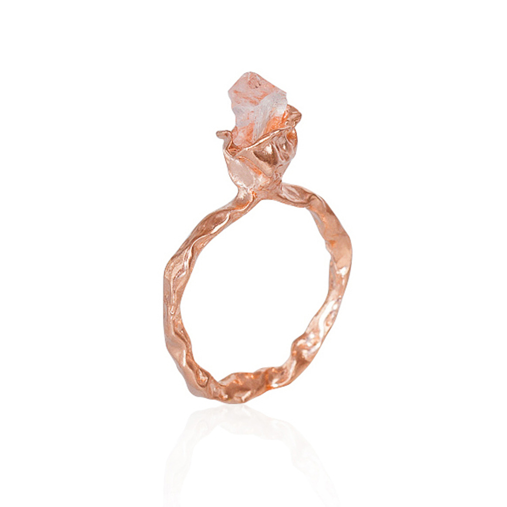 Niza Huang: Crush One Stone Ring | Jewelry > Rings,Jewelry -  Hiphunters Shop