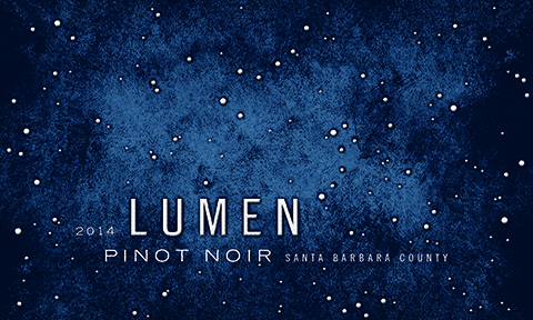 Pinot Noir 2014 Label
