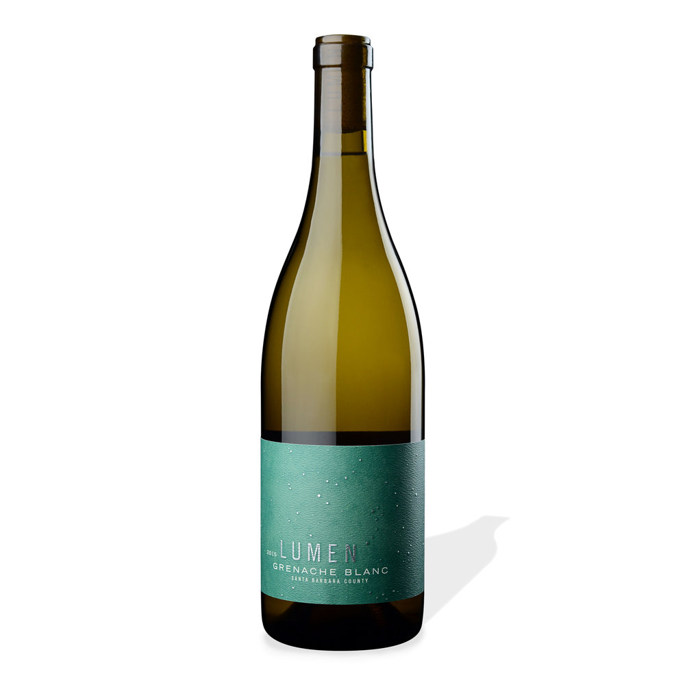 2015 Grenache Blanc Bottle Shot