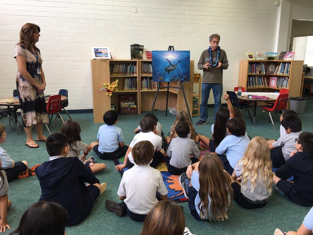 Lance Teaching
