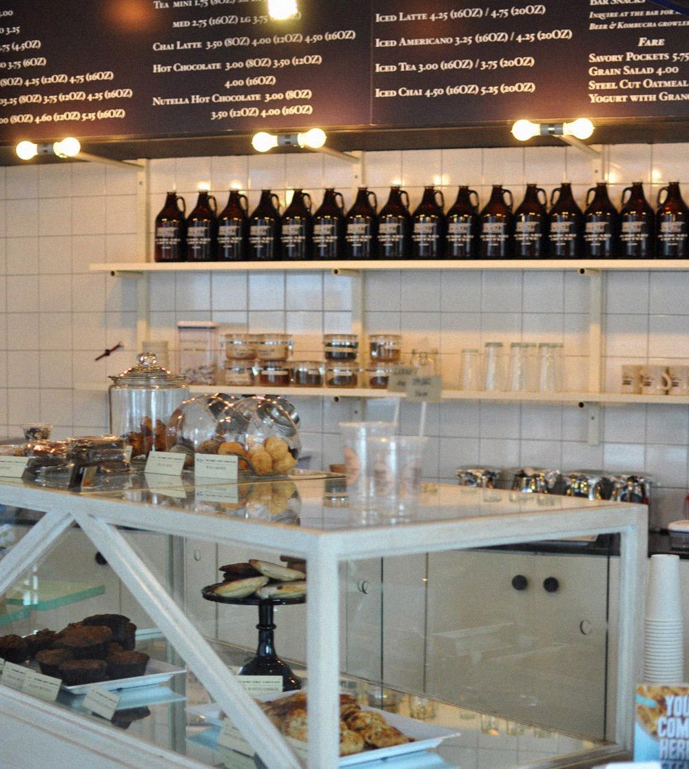 Pushcart Coffee Chelsea