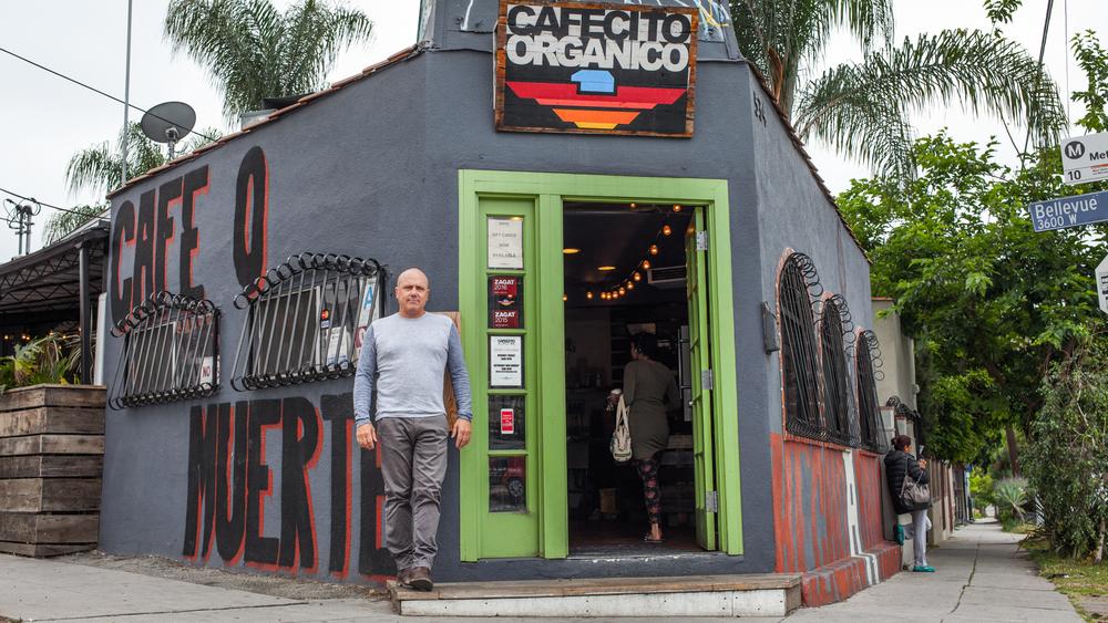 Meet John Sofio of Cafecito Organico | City Brewed