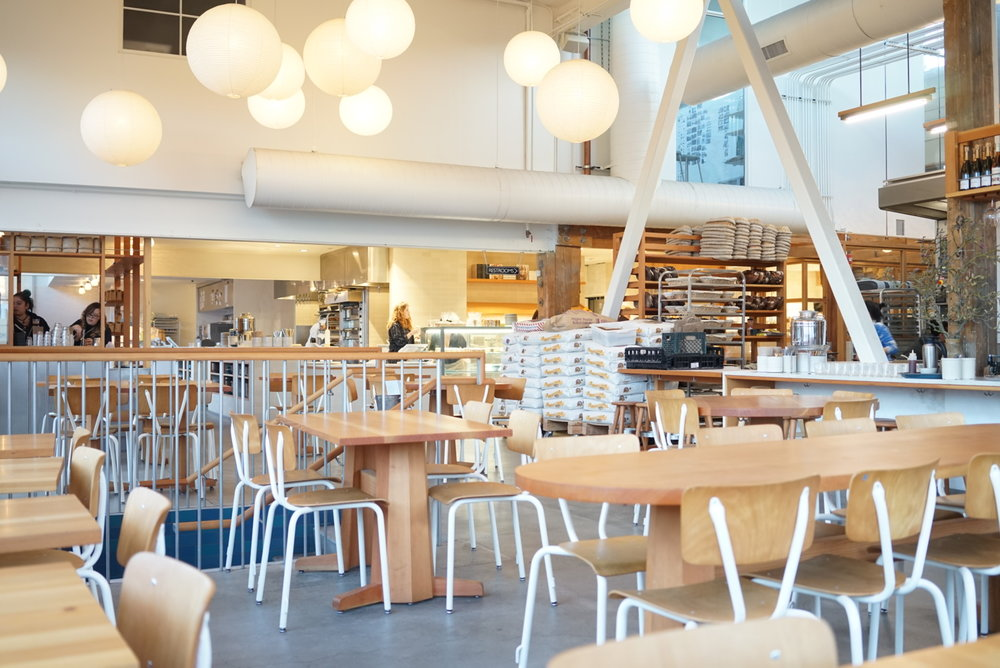 Tartine Manufactory in San Francisco