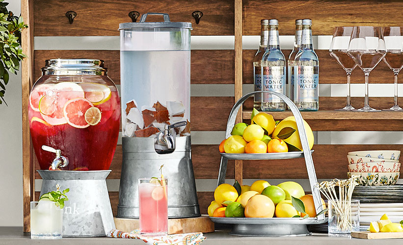 5 Drinks You Can Make in a Dispenser