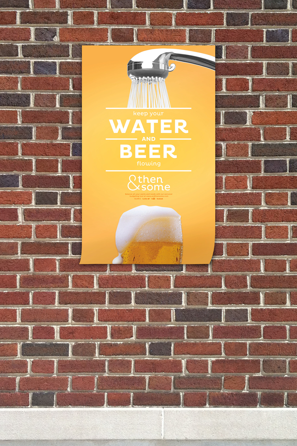 Poster 1 – Utilities and Beer
