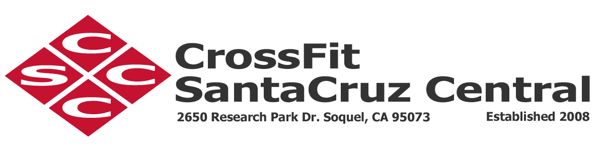 CrossFit Santa Cruz Central - Serving Santa Cruz, Capitola, Soquel, Aptos, CA