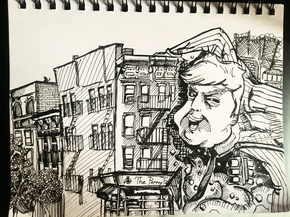New York Cartoonist