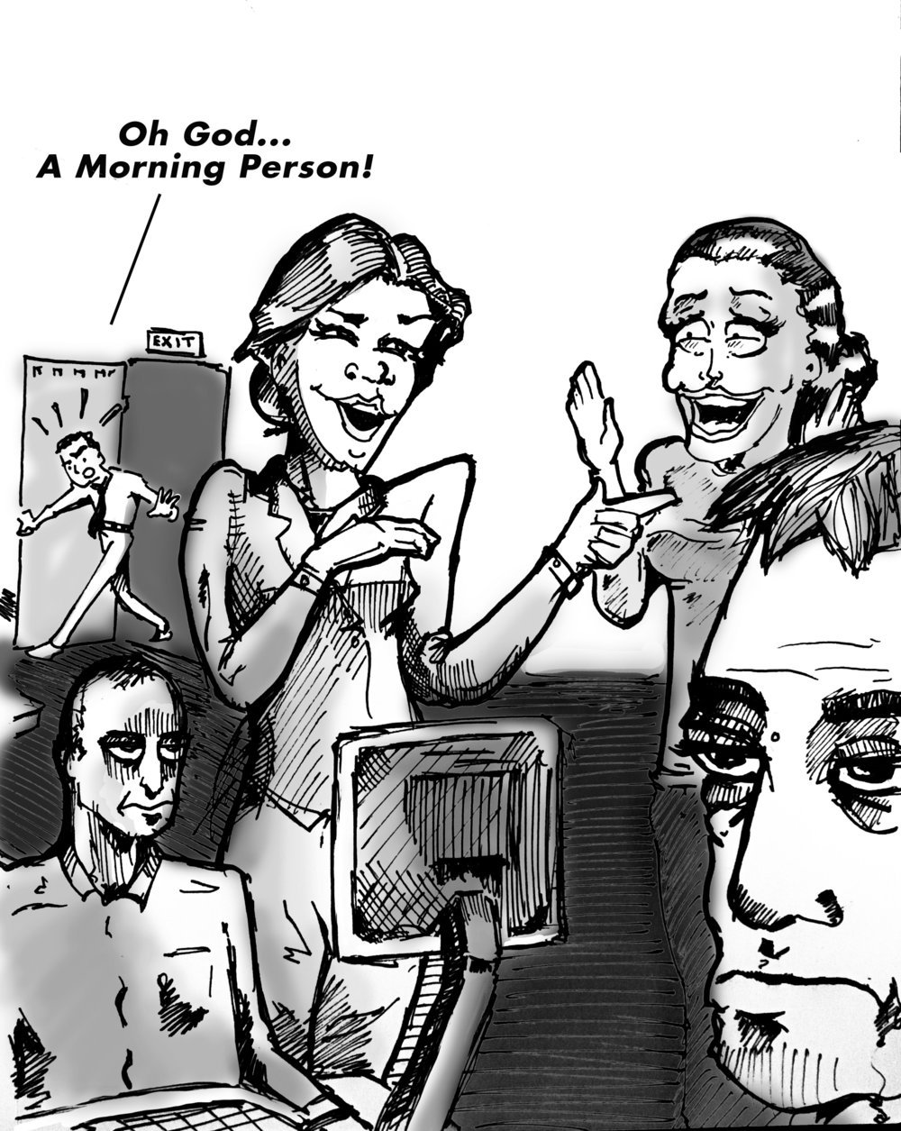 MorningPerson