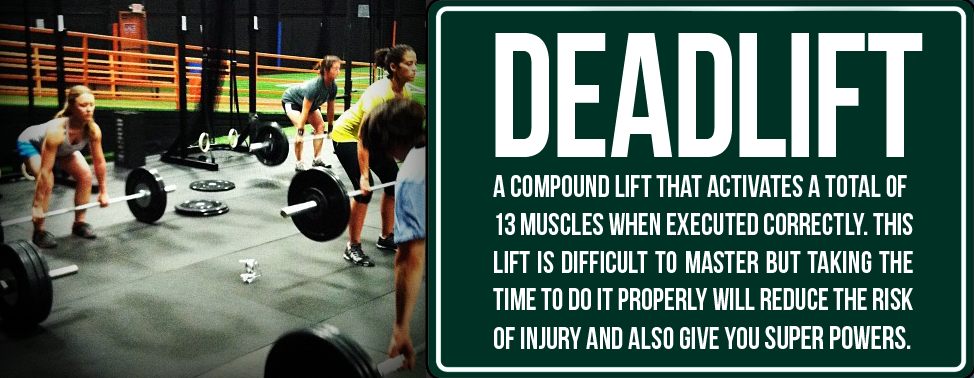 Workout of the Day — CrossFit Adversis