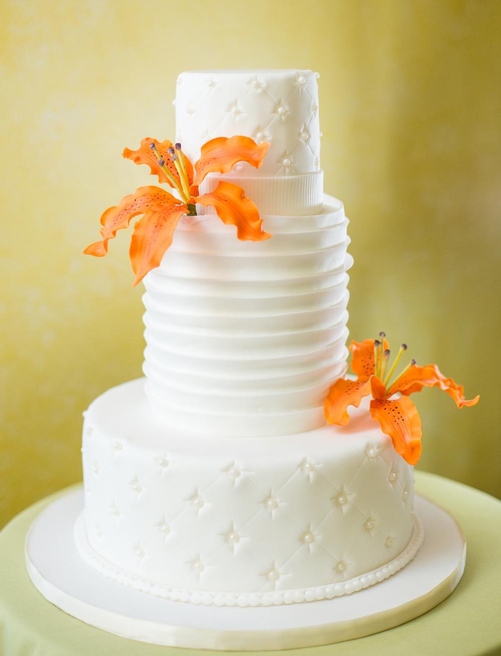 Wedding Cake Flavor Profiles