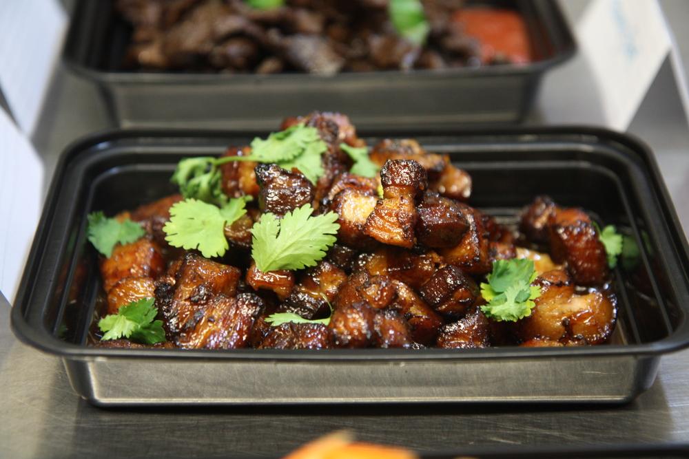 pork belly with cilantro.JPG