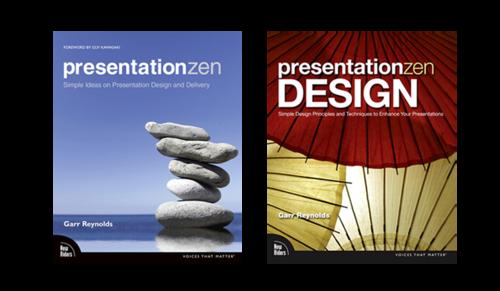 Presentation Zen books