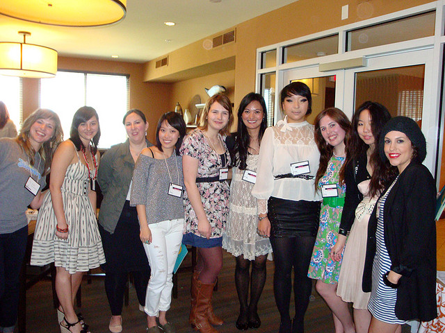A snapshot of some of the attendees at our the very first TxSC in 2010.