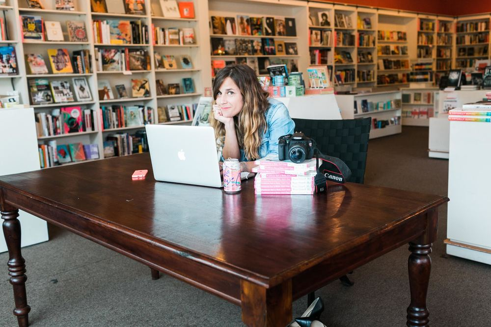 Megan on blog / instagram / twitter / pinterest