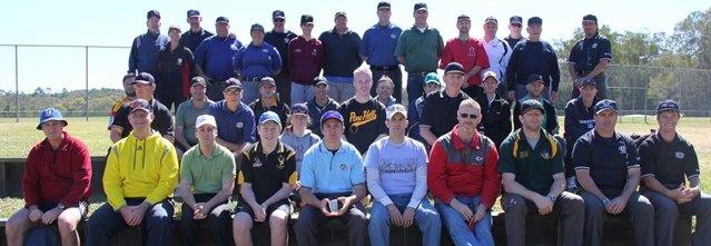 QBUA Umpire Seminar Class of 2012