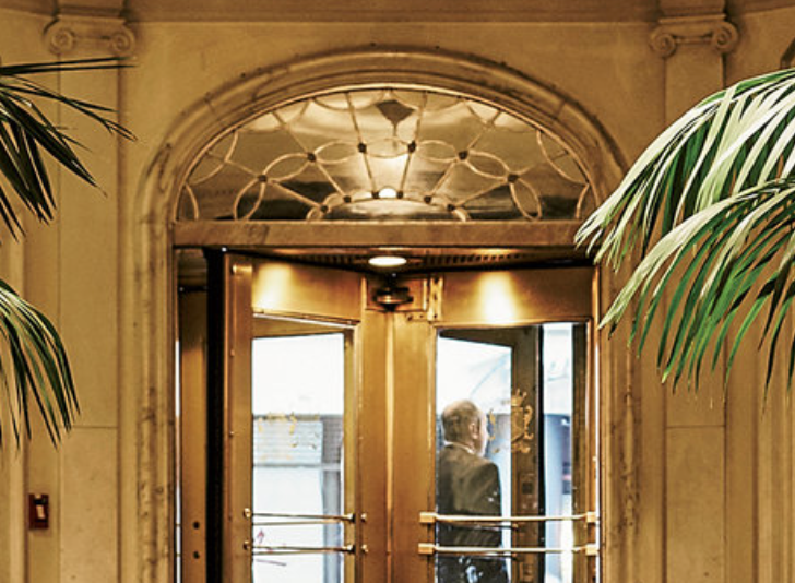 """""""The Carlyle Hotel Never Stops"""" in  Departures  (login required)"""