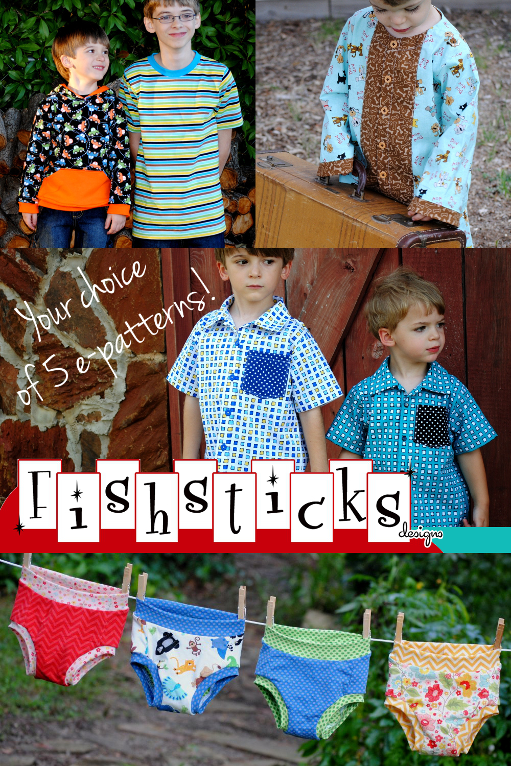Fishsticks Designs