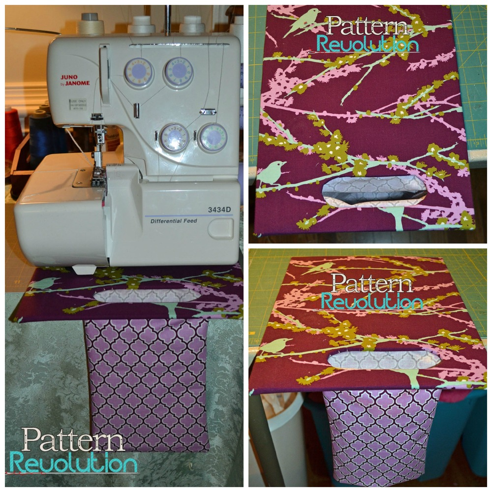 Serger Thread Catcher Tutorial