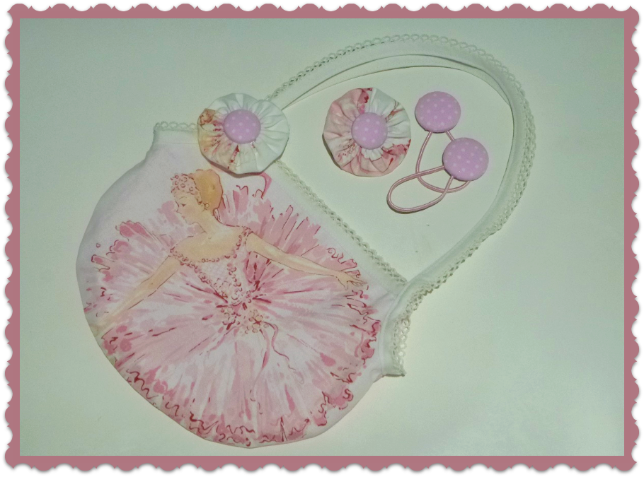 Little Ladies Handbag by Little Cherubs. Click to visit FB
