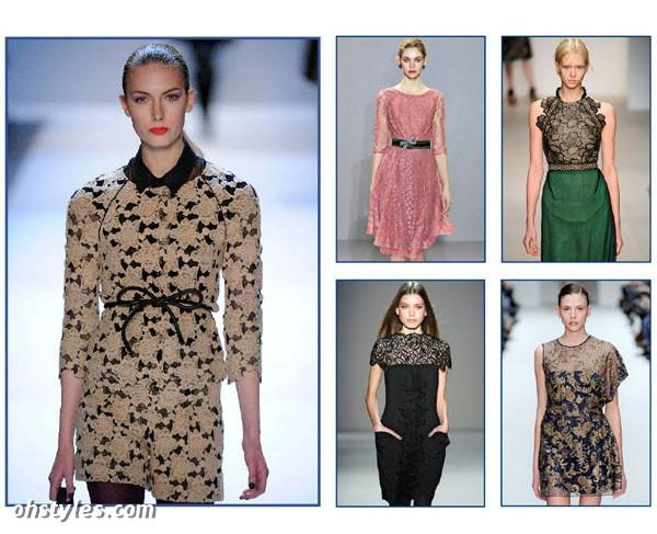 XCVI 2013 Fall Womens Runway Collection | Denim Jeans Fashion Week