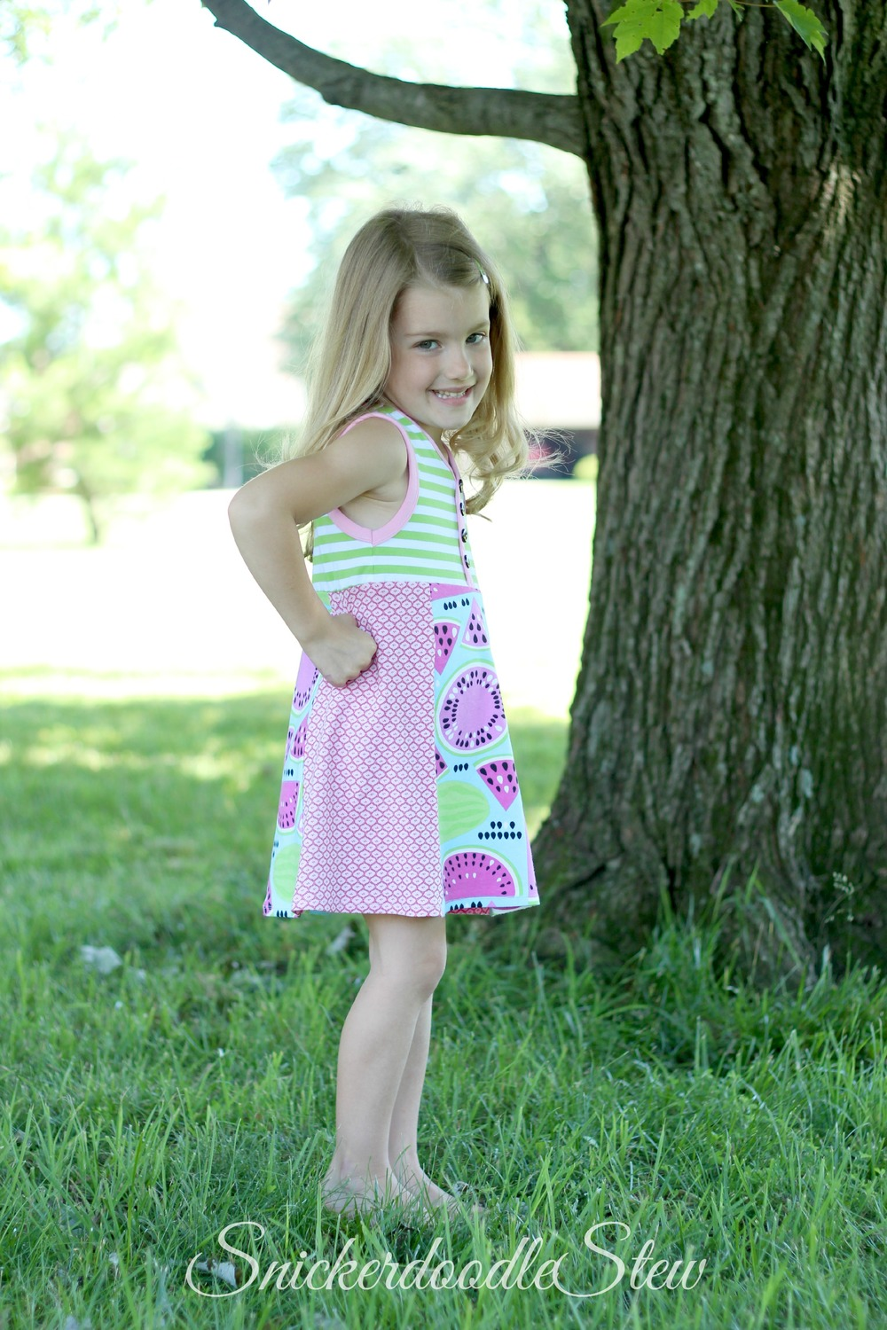Cole's Creations' Buttercup Dress Review