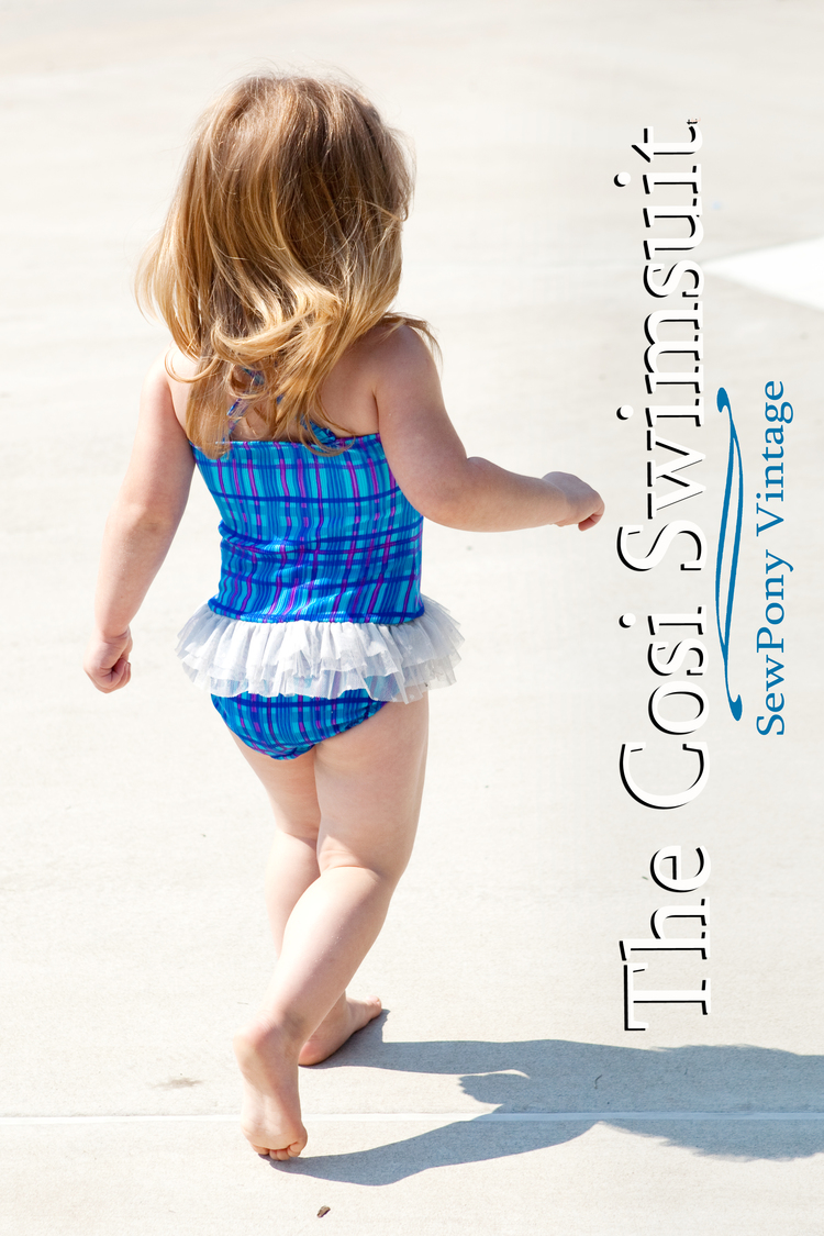 Speaking of Suzanne and swimwear - don't miss her swim suit review! Click here!