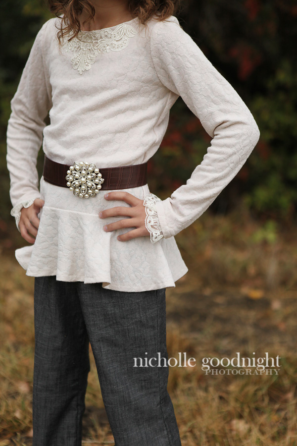 Pretty in Peplum by Sew Much Ado- Pattern Revolution