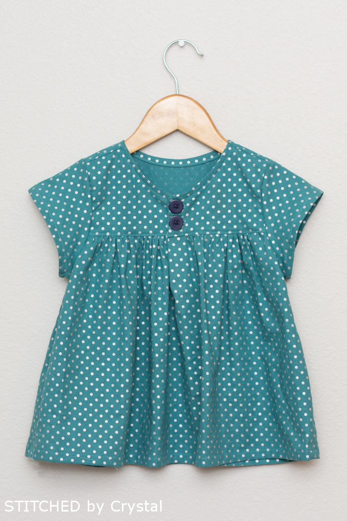 Ansley Dress and Top by Blaverry Patterns- Pattern Revolution