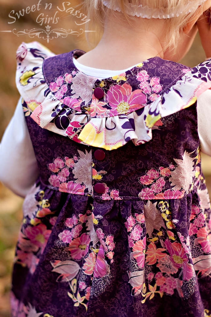 The Alana Dress by Lily Bird Studio- Pattern Revolution