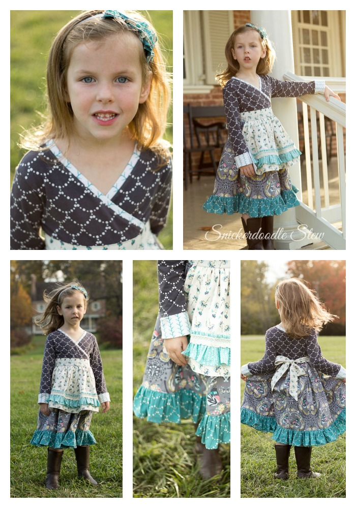Tallulah + Huckleberry MashUP- Pattern Revolution