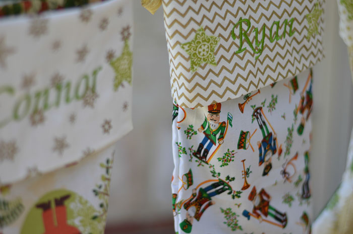 Christmas Stocking by My Childhood Treasures- Pattern Revolution