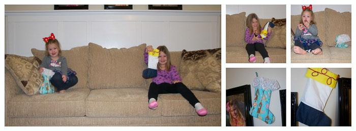 Christmas Stocking by My Childhood Treasures- Pattern Revolution