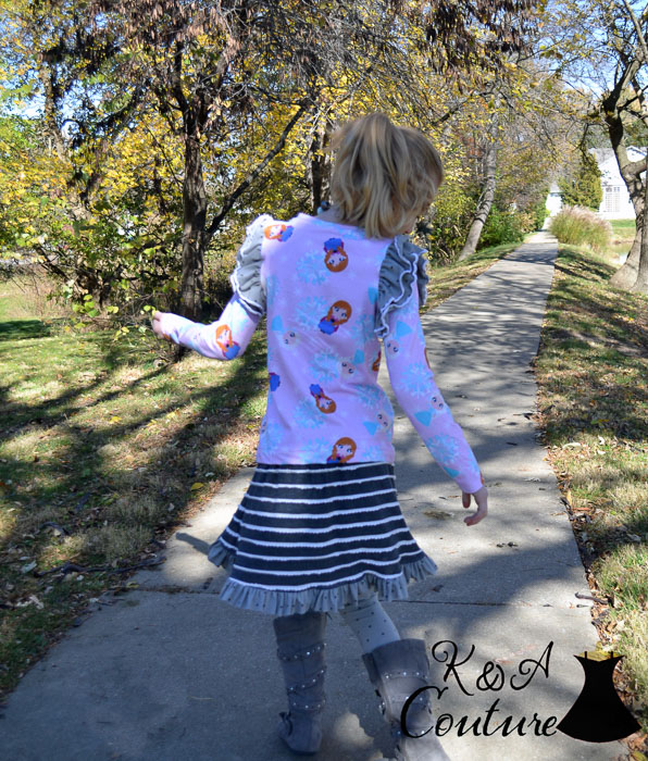 Fiddlehead Flutter by Lily Giggle- Pattern Revolution