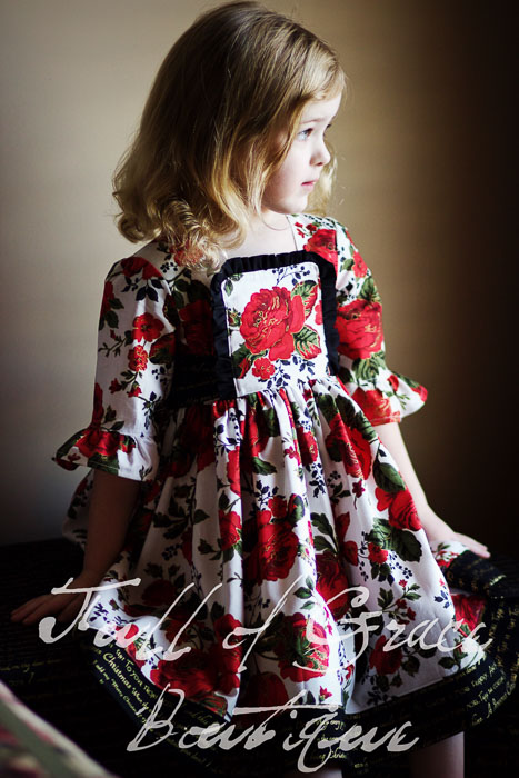 Pearl Sleeved Dress by Tie Dye Diva