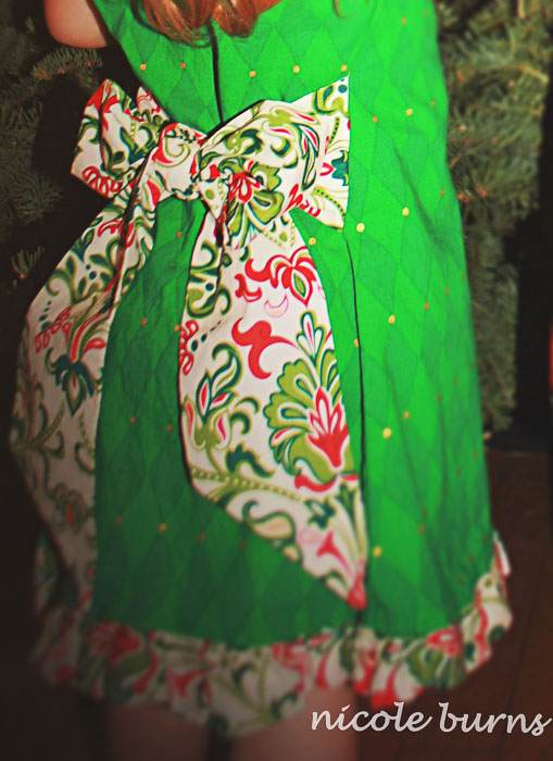 Friendship Dress by Lilac Lane Patterns- Pattern Revolution
