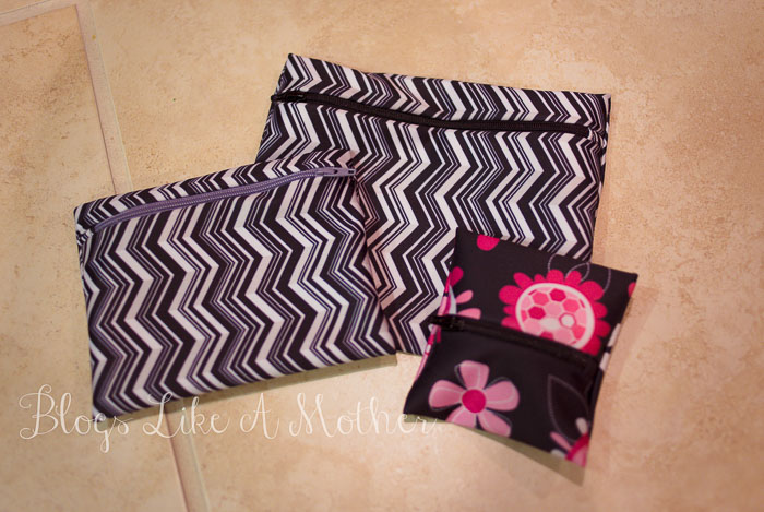 The Little Multi-Purpose Pouch from Two Pretty Poppets- Pattern Revolution