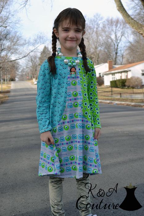 Rylee Dress by addiek- Pattern Revolution