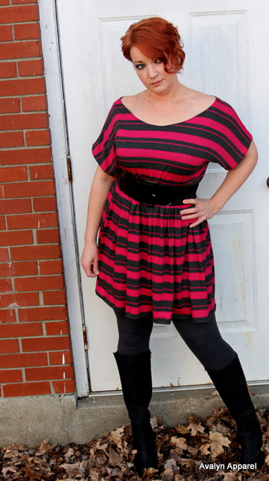 Best Friend's Dress by Ellie Inspired- Pattern Revolution