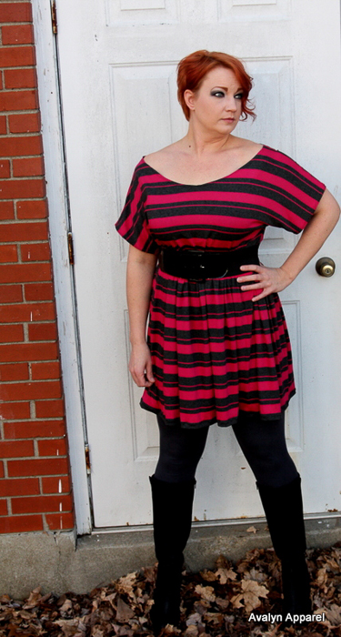 Best Friend's Dress by Ellie Inspired-Pattern Revolution